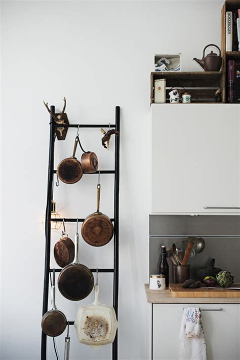 kitchen pot rack ideas 5 creative kitchen storage ideas you can diy my paradissi