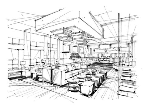 architectural illustration interior search illustration architecture