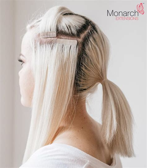 are tape extensions good for updos easy updo tape extension how to place tape hair