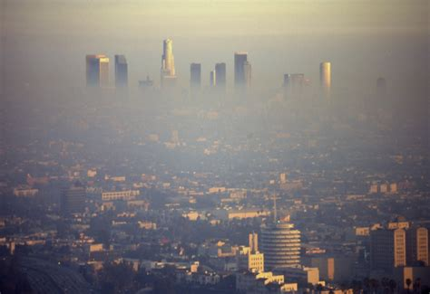 Los Angeles Records 2017 California Climate Change Policies Could Aid Health Time