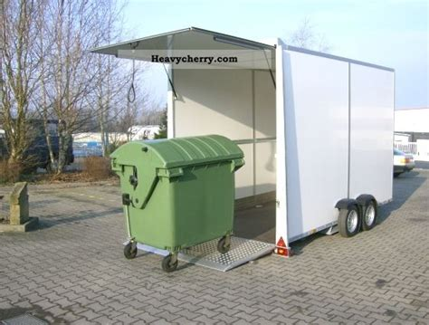 Trailer Retractable Awnings by Retractable Awning 2 5 T Useful Width 2010 Mm 2011