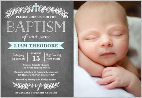 baptismal invitation layout maker template for baptismal invitation baptism invitation