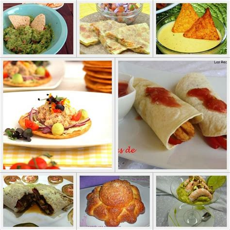 cocina tex mex recetas 8 recetas mexicanas tipo tex mex cocina