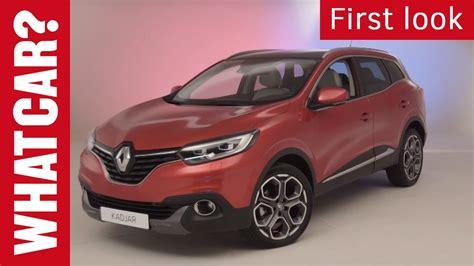 Renault Kadjar review 2018   What Car?