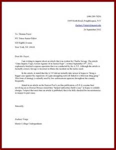 cover letter to the editor managing director cover letter 11 format of letter to the