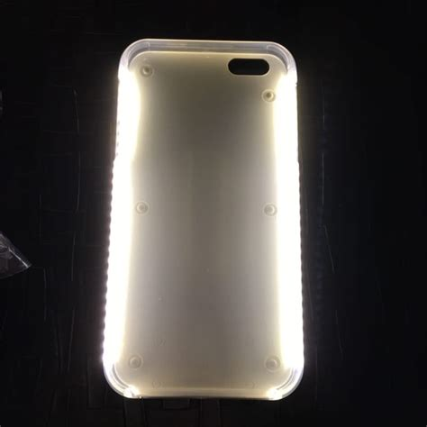 Lumee Led Iphone 6 6g 29 lumee other lumee led lighting for the iphone 7 from zhane s closet on poshmark