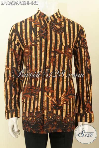 Kemeja Panjang Lengan Panjang Dress Krah produk kemeja batik lengan panjang krah shanghai pakaian