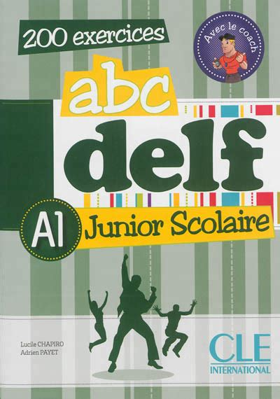 libro abc delf livre de abc delf junior scolaire a1 livre livret dvd rom