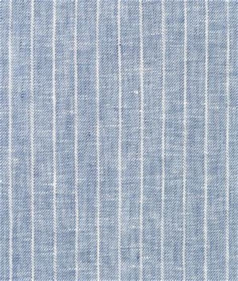 blue pinstripe curtains denim blue pinstripe chambray linen fabric