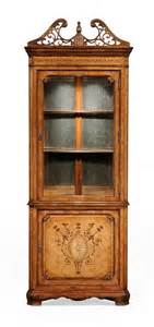 corner china cabinet high end dining rooms home