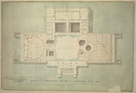 us capitol building floor plan united states capitol washington d c principle floor
