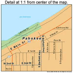 pahokee florida map 1253800