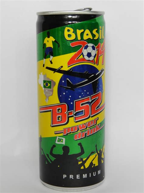 b52 energy drink b52 energy drink brazil 2014 special limited edition 250ml