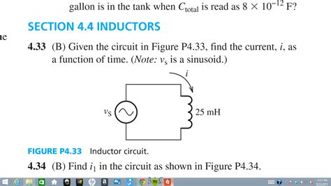 section 20 3 electric circuits answers given the circuit in figure p4 33 find the curren