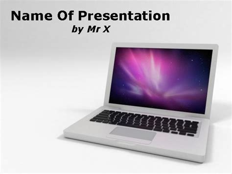 computer themes powerpoint computer abstract theme powerpoint template