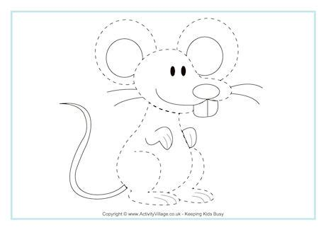 mouse tracing