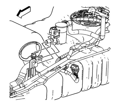 p0449 buick rendezvous repair evaporative emission canister vent