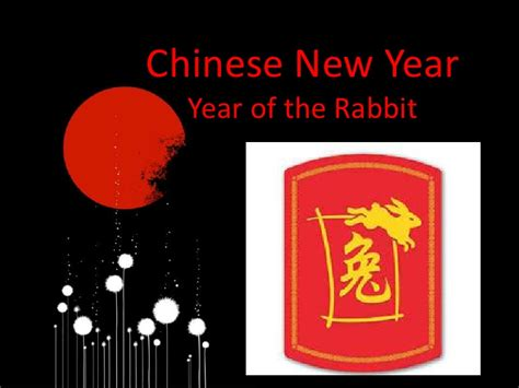 new year the year of the rabbit new year year of the rabbit