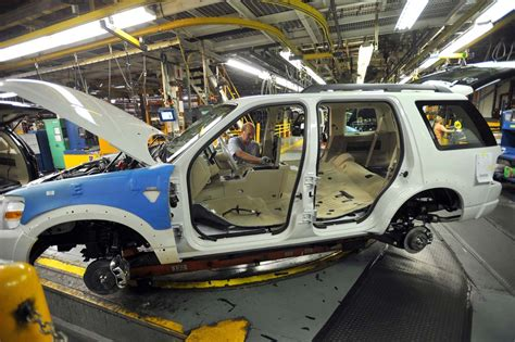 ford assembly plant louisville ky ford to reveal new escape concept ford announcement at the