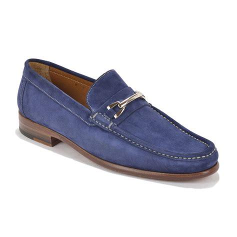 bruno magli loafers bruno magli bice suede bit loafers navy mensdesignershoe