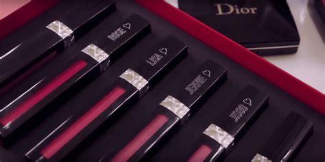 blackpink dior blackpink now has their own sexy lipstick line koreaboo