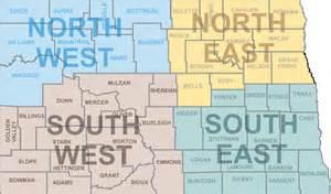 dot county maps nddot transit providers