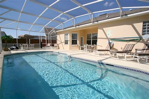 3 bedroom villas in florida hton lakes luxury 4 bedroom 3 bath florida villa sleeps 8