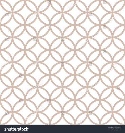 geometric background circles seamless pattern vector stock seamless geometric pattern circles on white stock vector