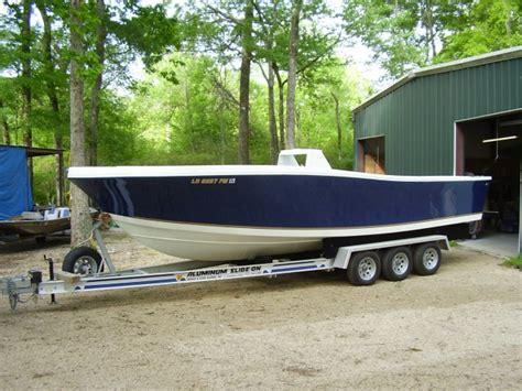 boat paint dry classicmako owners club inc the mako 261 saga