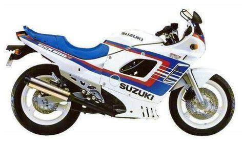 suzuki gsx 600f
