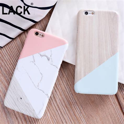 Anti Gores Iphone 7 Plus 7s Plus Set Depan Belakang Merek Hikaru buy luxury frosted for iphone 6 fashion splicing