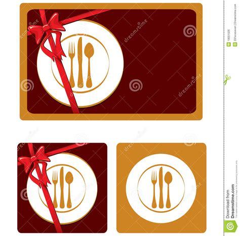 Max Restaurant Gift Card - restaurant symbol royalty free stock image image 18051026