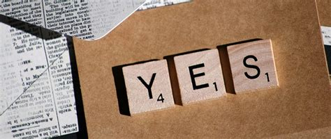 is ye a word in scrabble 42 ways to say yes in