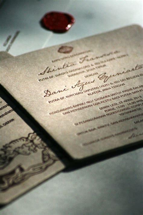 wedding invitation printing indonesia 37 contoh konsep undangan pernikahan indonesia