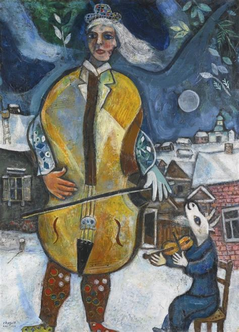 Artist Chagall Biography | marc chagall biography photos marc chagall