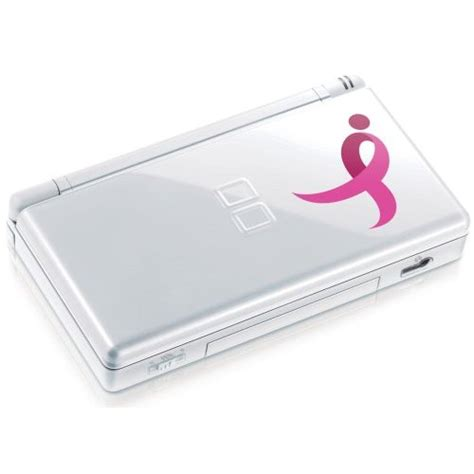 Nintendo Ds Lite Pink by Nintendo Ds Lite Pink Ribbon Edition System