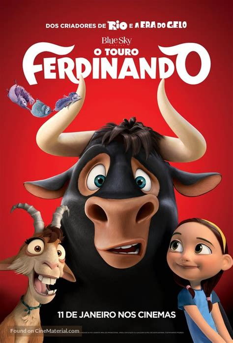 film ferdinand online the story of ferdinand brazilian movie poster