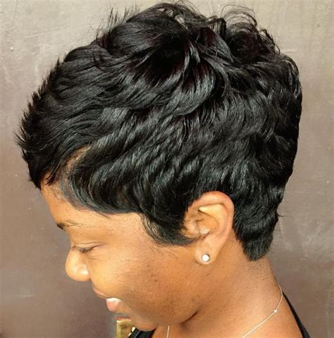 maintaining pixie cut african american 60 great short hairstyles for black women black pixie