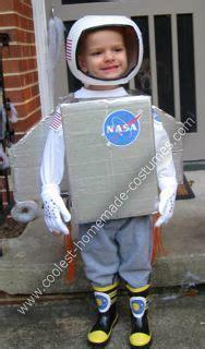 coolest astronaut homemade halloween costume astronaut