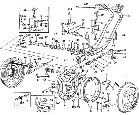 ford 3600 tractor parts diagram outstanding ford 3600 tractor parts diagram gallery best