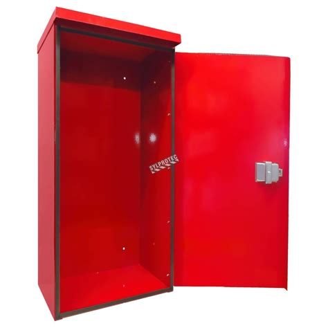 outdoor fire extinguisher cabinets surface mount outdoors steel fire cabinet for 10 lbs