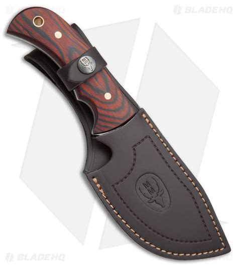 Blade 12r Hq muela grizzly fixed blade knife cocobolo wood 4 75 quot satin