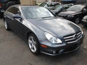 2011 Mercedes Cls550 For Sale Buy Used 2011 Mercedes Cls550 Amg Package In Pasadena