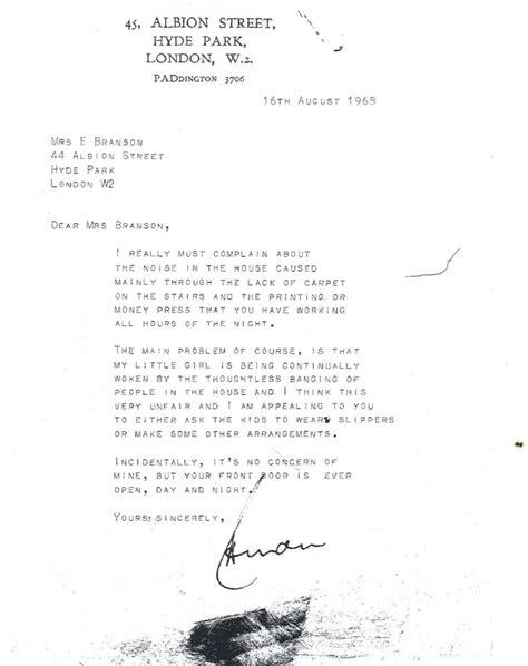 Customer Complaint Letter To Richard Branson richard branson on quot my complaint letter