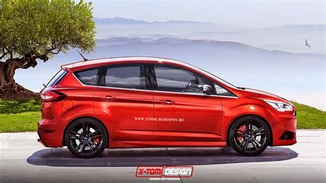 2015 Ford C Max by 2015 Ford C Max St Rendered Makes Sense As A Performance