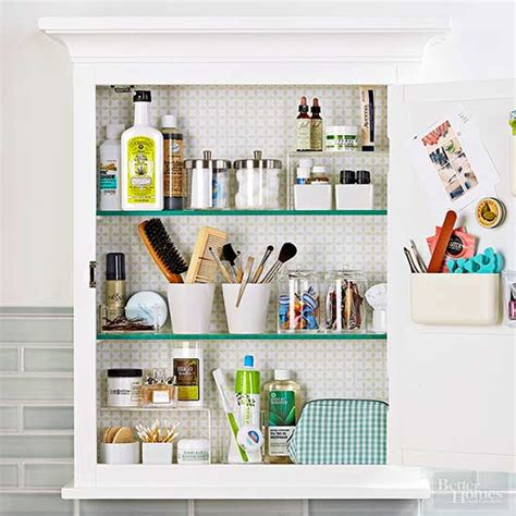 15 ways to organize bathroom cabinets