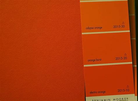 benjamin moore burnt orange image gallery red orange paint