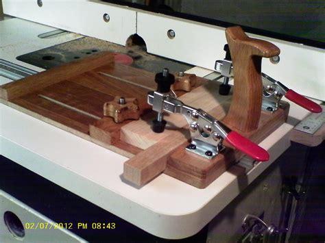 router table coping sled  skolvikes  lumberjockscom