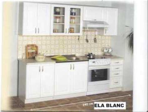 Ladaire Design Pas Cher 3324 meuble de cuisine en kit blanc