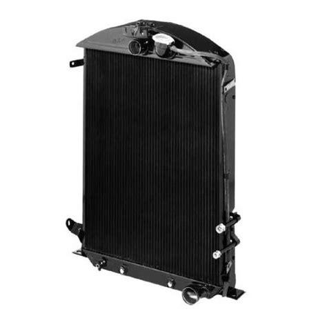 Ac New Avrial Original Indo Shop walker c ac491 2 cobra 1932 ford radiator w ac condenser